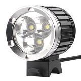 CREE XM-L T6 Super Hell LED Fahrrad- und Taschenlampe CREE3X38003