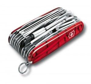 Das Victorinox Taschenwerkzeug / Offiziermesser Swiss Champ XLT im Vergleich