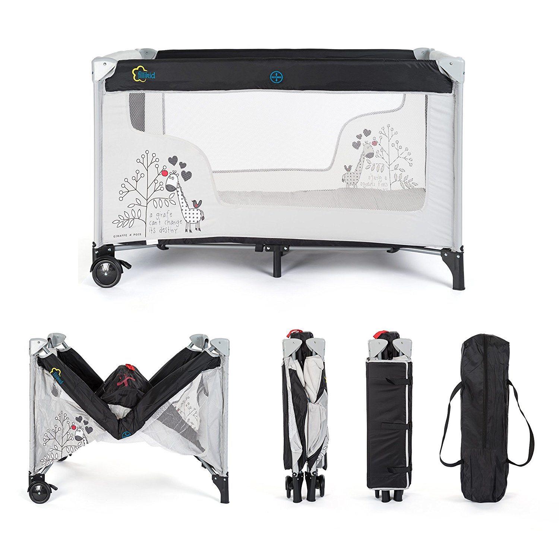 fillikid 4006 1 reisebett giraffe expertentesten. Black Bedroom Furniture Sets. Home Design Ideas