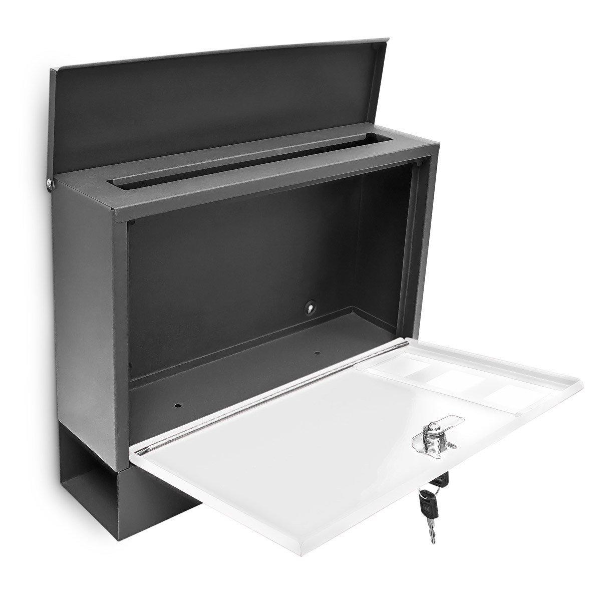 Design Briefkasten Metall 1