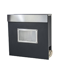 Designer Briefkasten / Mailbox