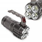 echtpower-super-hell-4x-cree-xml-l2-6800lm-led-taschenlampe-flashlight-torch-scheinwerfer-silber