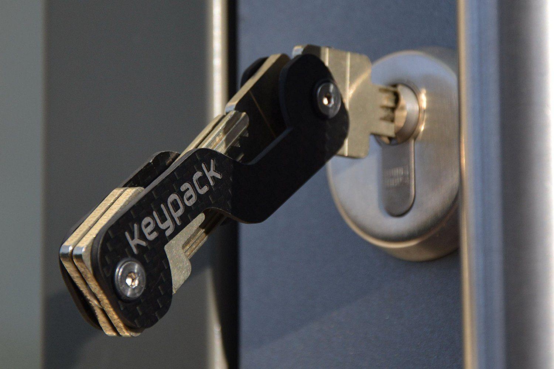 KEYPACK Carbon Schlüssel Organizer