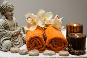 Massage-dinge