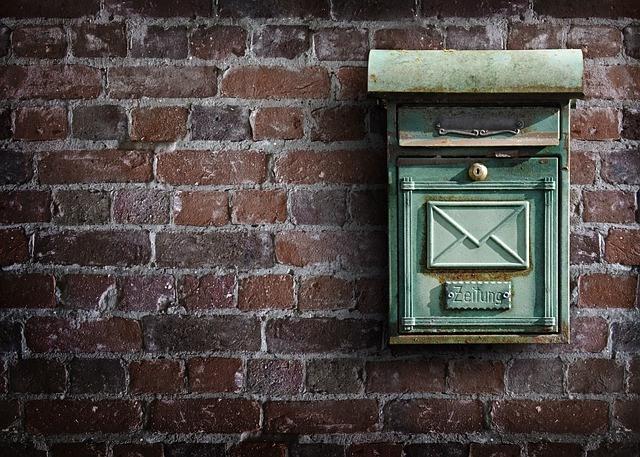 Mailbox 1819966