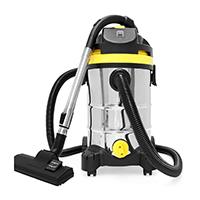 Monzana Wet-Dry Vacuum Cleaner 30 Litre 1800 Watts Peak with Hose 3 m