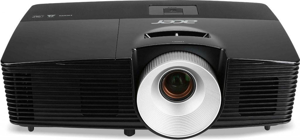 Acer X113PH 3D DLP Projektor Schwarz
