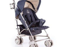 BABYCAB-Liegebuggy-David-Kinderwagen,-blau