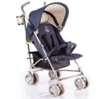 BABYCAB Liegebuggy David Kinderwagen, blau