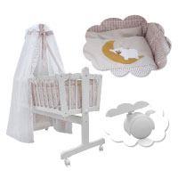 Babywiege Kinderbett Babybett Stubenwagen Beistellbett