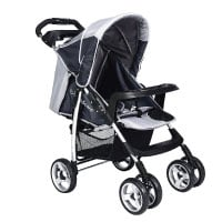 Der komfortable Buggy Kinderwagen von Safe&Care