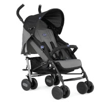Chicco Buggy Echo mit faltbarem Frontbügel, coal