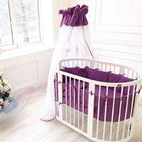 ComfortBaby ® erweiterbares Babybett Kinderbett SmartGrow 7in1