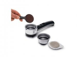 Zubehör für die DeLonghi ECOV 311.GR Espresso-Siebträgermaschine im Test