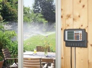 Es gibt viele herkömmliche Methoden den Garten zu bewässern.