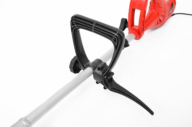 Hecht 1238 Rot Elektro-Motorsense
