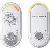 Motorola MBP 8 Digitales Audio Babyphone mit DECT-Technologie