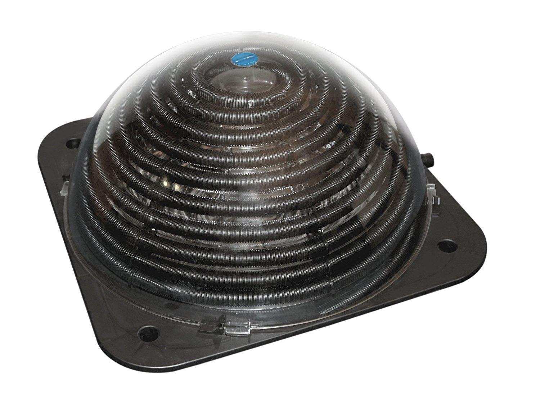 Steinbach Solarheizung Speedsolar Deluxe Sonnenkollektor Schwarz 78x78 Cm
