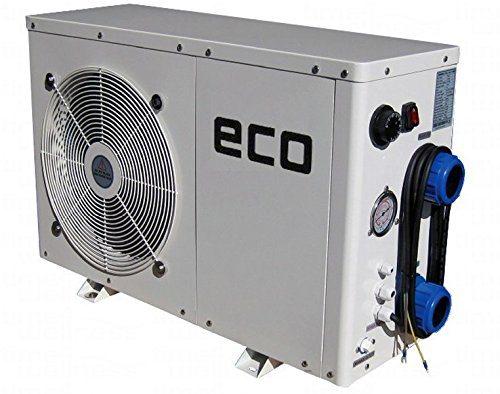 Wärmepumpe ECO 3 Schwimmbad Heizung Poolheizung Wärmetauscher