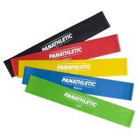 Panathletic Fitnessbänder 5er-Set mit e-Anleitung und Tragebeutel