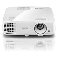 BenQ TW529 DLP-Projektor (Beamer mit 3D über HDMI, WXGA, 1280 x 800 Pixel, 3300 ANSI-Lumen, Kontrast 13000:1, VGA, Smart Eco) weiß<br />