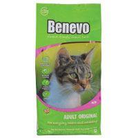 Benevo Katzenfutter Vegan 1 x 2 kg)