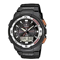 Die Casio Collection Herren-Armbanduhr Twin Sensor Outdoor SGW-500H-1BVER belegt den 4. Platz.