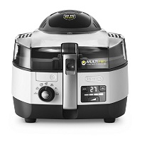 De Longhi MultiFry Extra Chef FH 1394 Heissluftfritteuse Multicooker