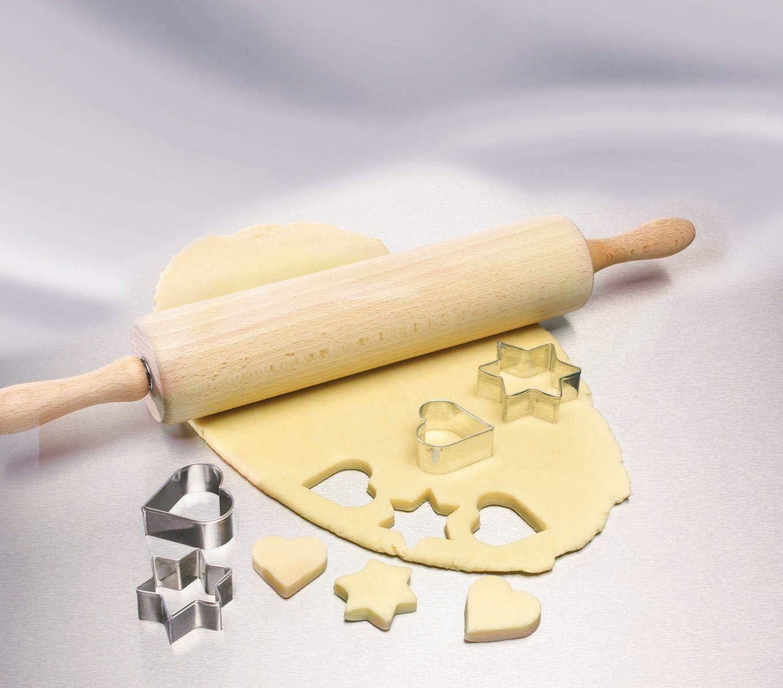 Welche Arten von Nudelholz gibt es?