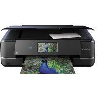 Epson Expression Photo XP-960 Tintenstrahl Multifunktionsdrucker (Drucken, Scannen, Copy-Funktion, 5.760x1.440 dpi, Wi-Fi, USB, Duplex) schwarz
