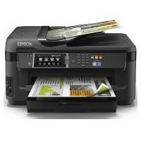 Epson WorkForce WF-7610DWF Drucken, scannen, kopieren und faxen