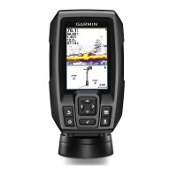 Garmin STRIKER 4 Echolot