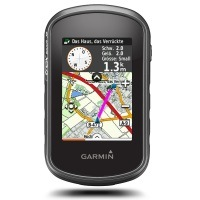 Garmin eTrex Touch 35 Fahrrad-Outdoor-Navigationsgerät - mit vorinstallierter Garmin TopoActive Karte, Smart Notifications und barometrischem Höhenmesser