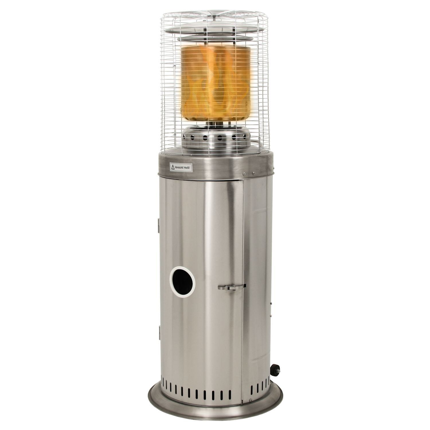 heizpilz terrasse. latest bromic platinum electric ii hd ohne licht