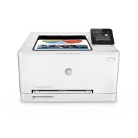 HP Color LaserJet Pro M252dw Farblaserdrucker (Drucker, LAN, WLAN, Duplex, HP ePrint, Airprint, USB, 600 x 600 dpi) weiß
