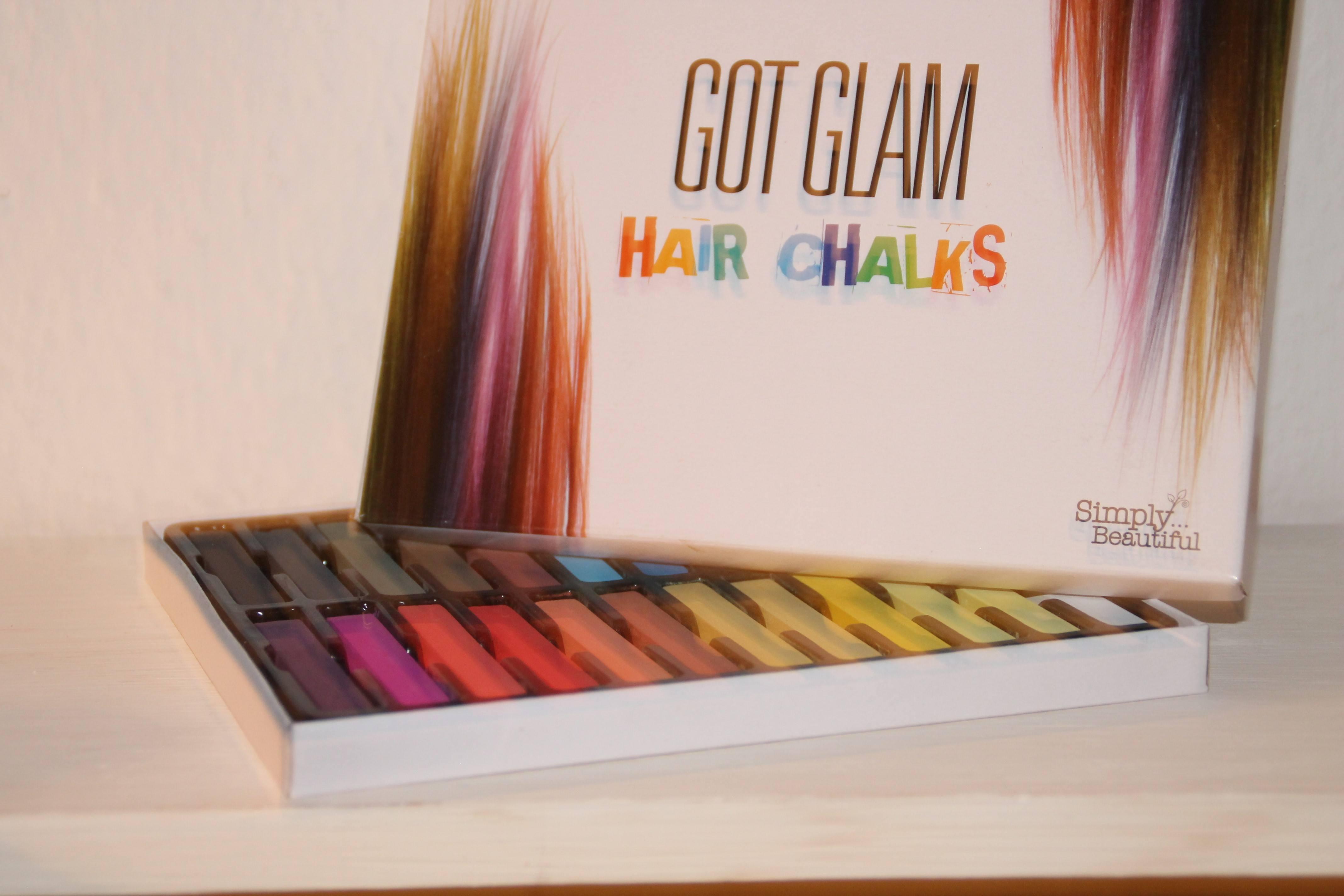 Haarkreide Got Glam II