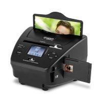 ION Audio Pics2SD Dia-, Negativ- und Foto-Scanner zu SD Konverter - inkl.