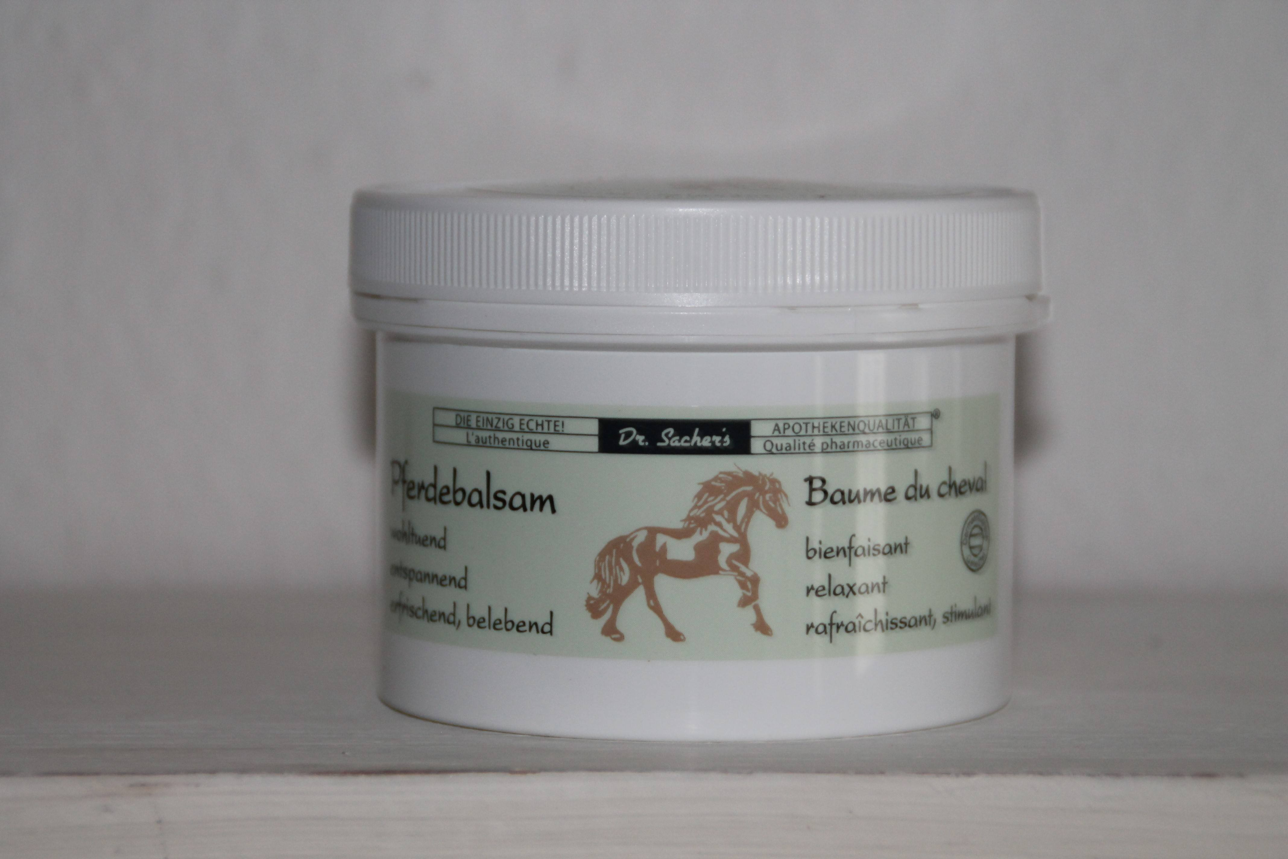 Pferde Balsam Dr. Sachers IV