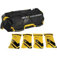 Der SKLZ APD-SB75-02 Trainingssandsack Super Sandbag belegt Platz 3 im Sandbag Test.