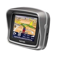 TomTom RIDER Europe Navigationssystem (8,9 cm (3,5 Zoll) Display)<br />