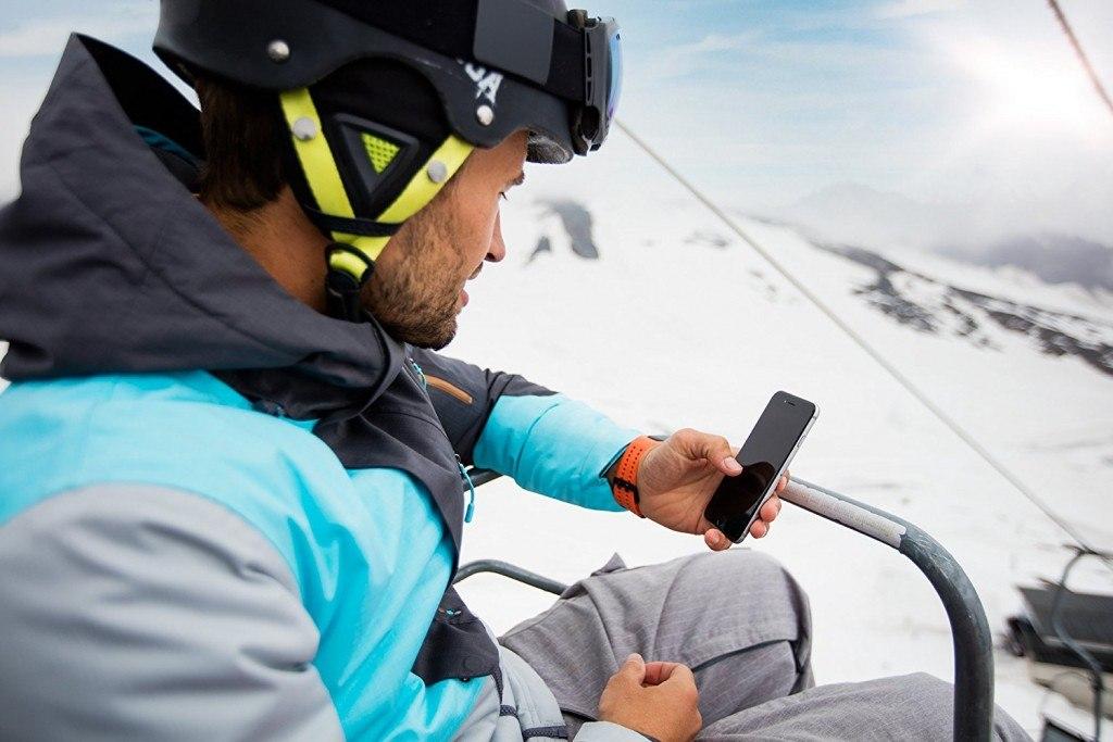 TomTom Adventurer Outdoor GPS Uhr im Sportbereich