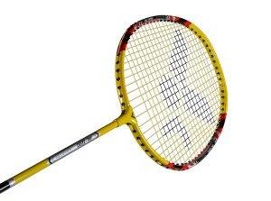 Der VICTOR Badmintonschläger AL-2200 ist optimal für Anfänger und Einsteiger.