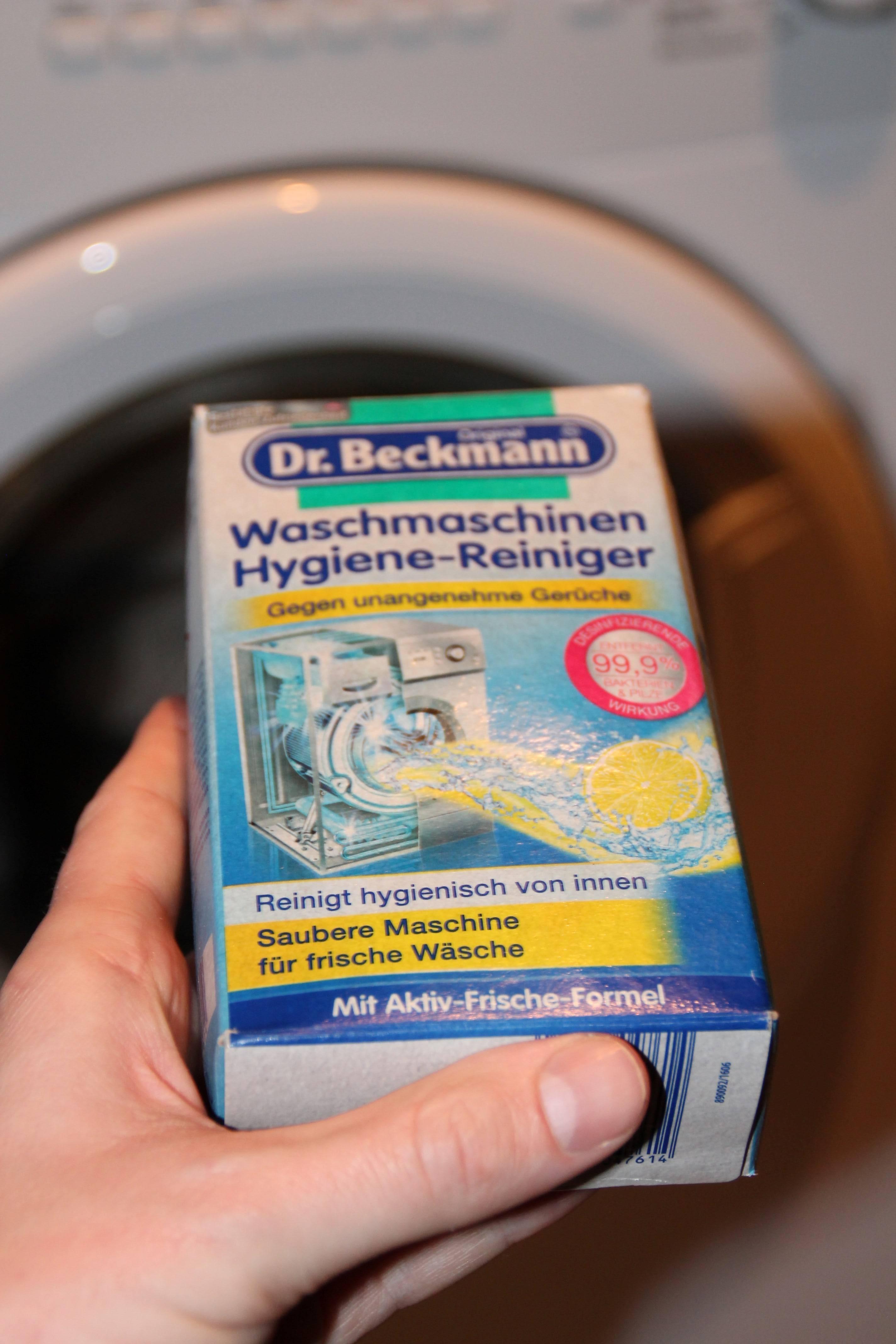 Waschmaschinenreiniger Dr. Beckmann I E1490780228615