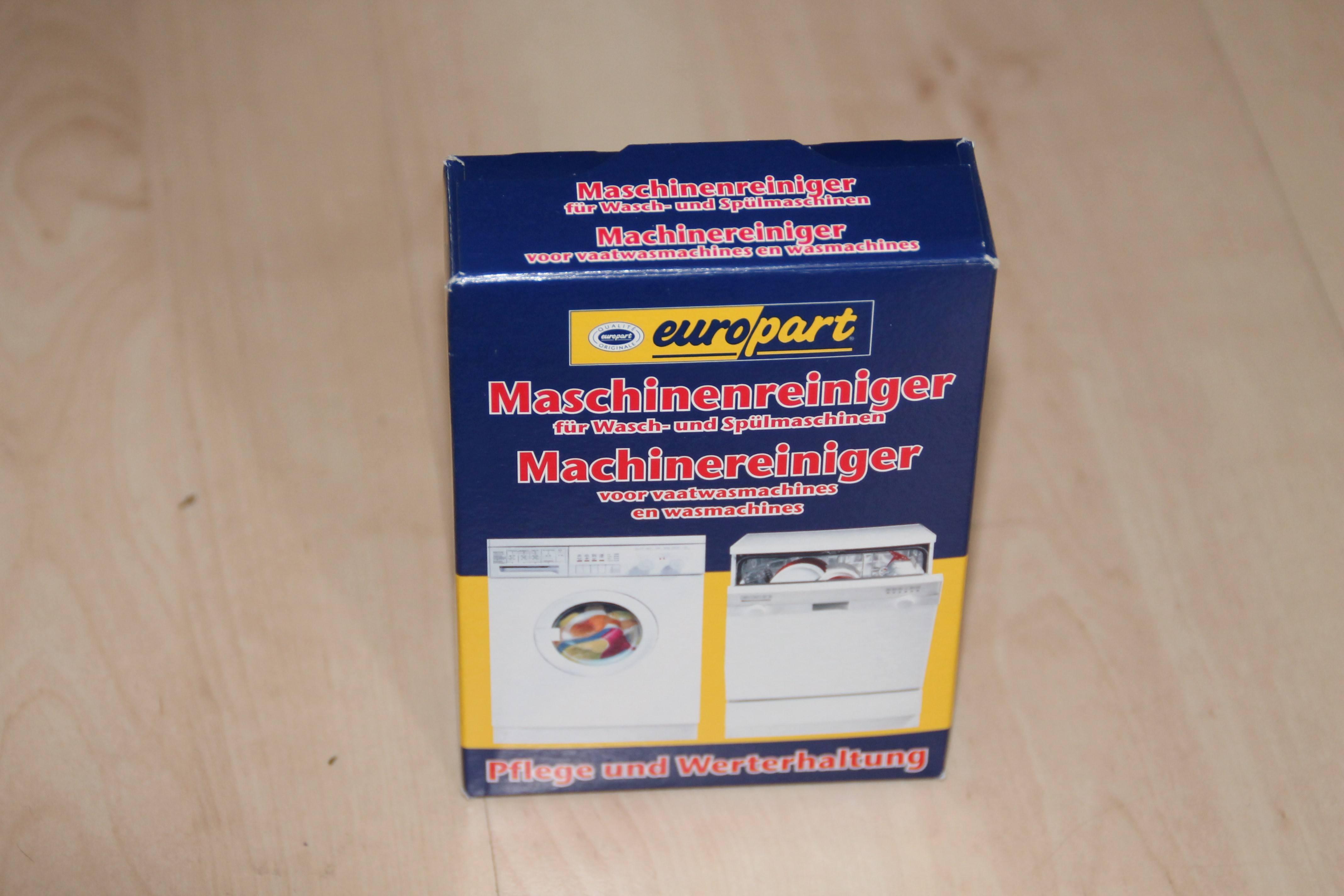 Waschmaschinenreiniger Europart IV