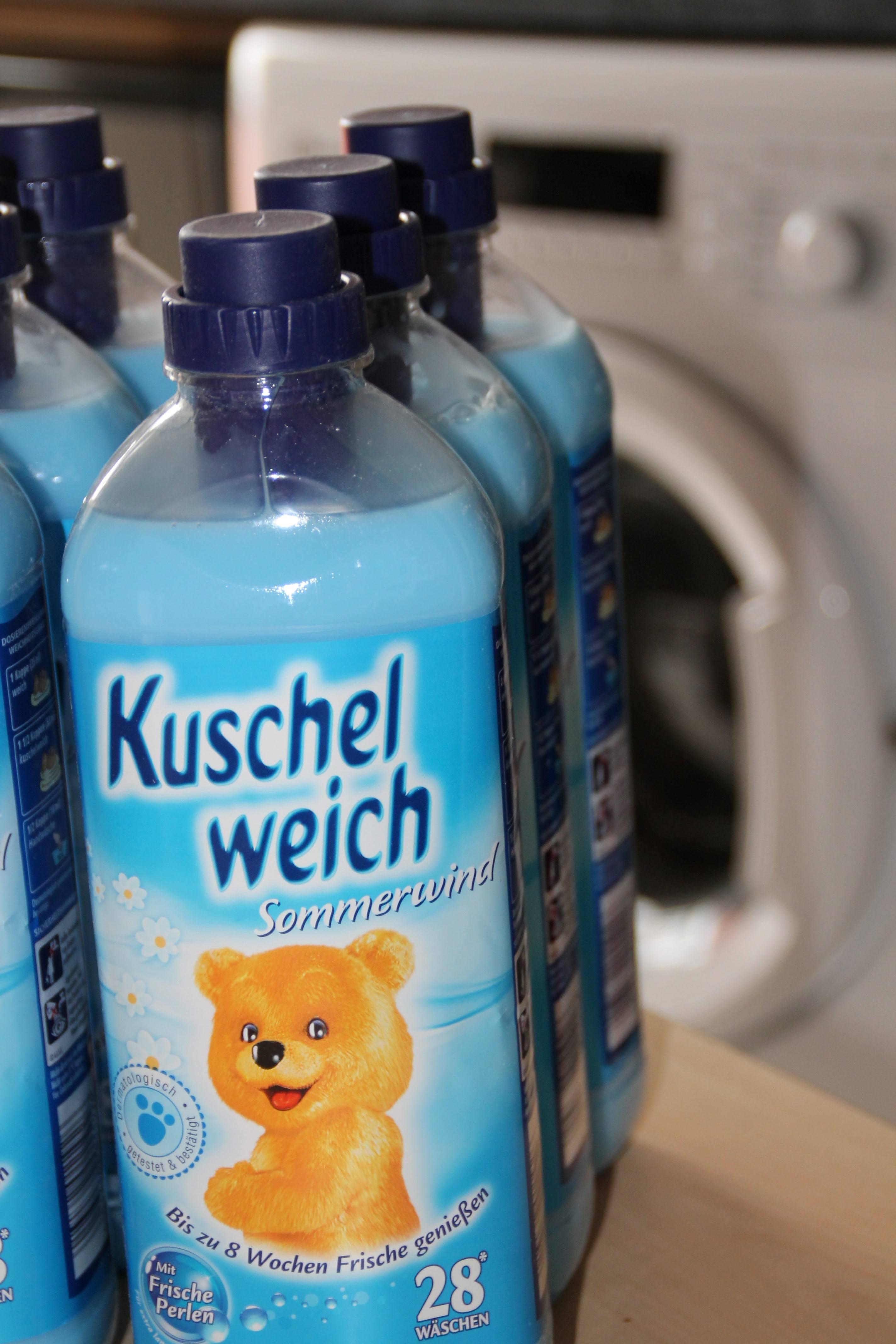 Weichspüler Kuschelweich V E1490273081678