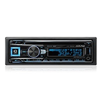 Alpine CDE-196DAB - CD/DAB+ RECEIVER