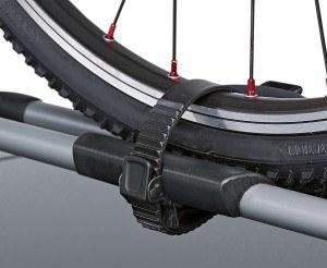 Halterung vom Dachfahrradträger FreeRide 532 von Thule