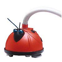 Der Bodensauger Käfer Buggy ist ein Sauger, der über die Filteranlage läuft und am Skimmer angehängt wird.