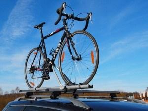 eufab 12015 fahrradtr geraufsatz alu star f r stehende montage expertentesten. Black Bedroom Furniture Sets. Home Design Ideas