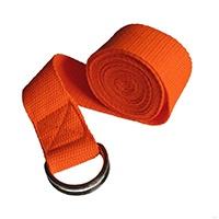 Zur Intensivierung der Dehnung in bestimmten Yoga-Haltungen auf sanfte Weise ohne Verletzungsrisiko.